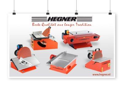 Hegner-Produktmontage