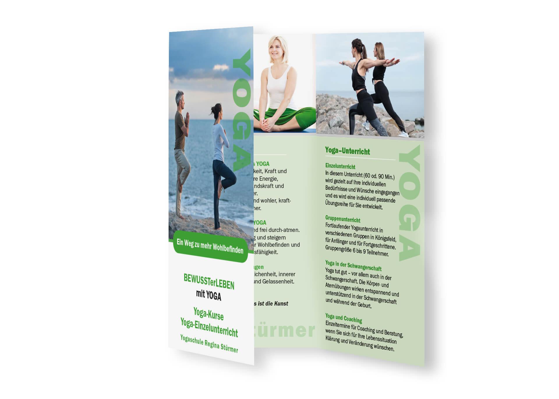 gestaltung-eines-flyers-yogaschule-stuermer