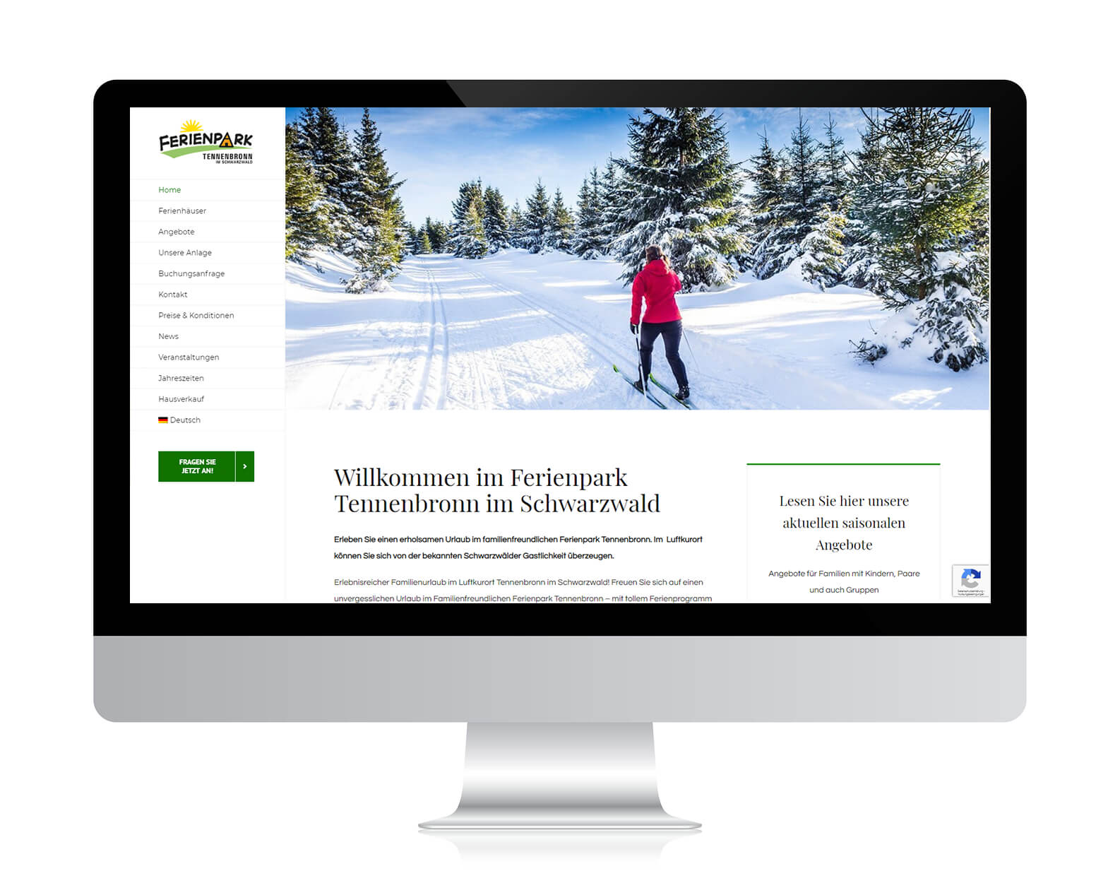 neue-homepage-websiteFerienparkTennenbronn